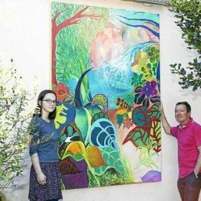 Le patio : entre Arts et Nature