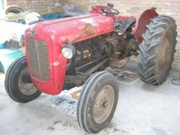 Projet : « un tracteur pour Louly en Gogom - Sénégal »