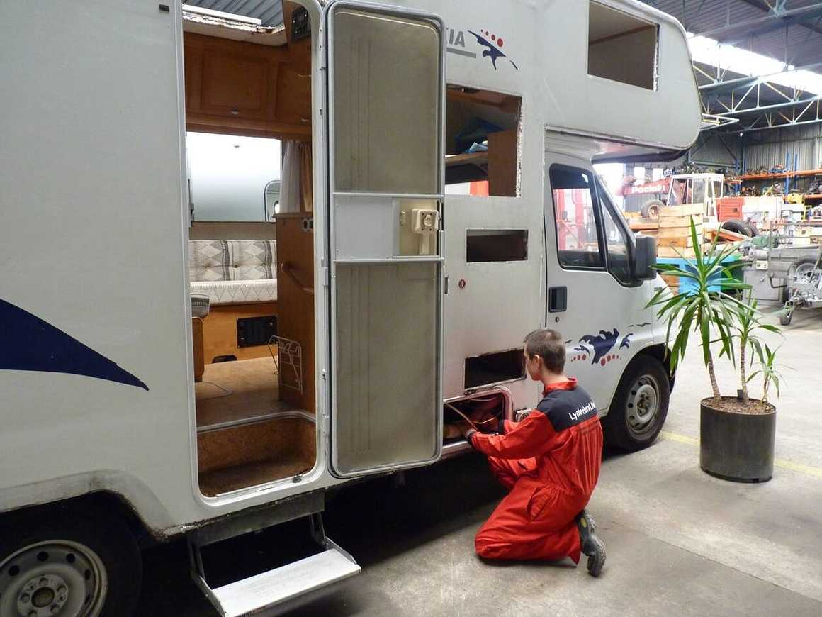 Se former à la maintenance des camping cars 0